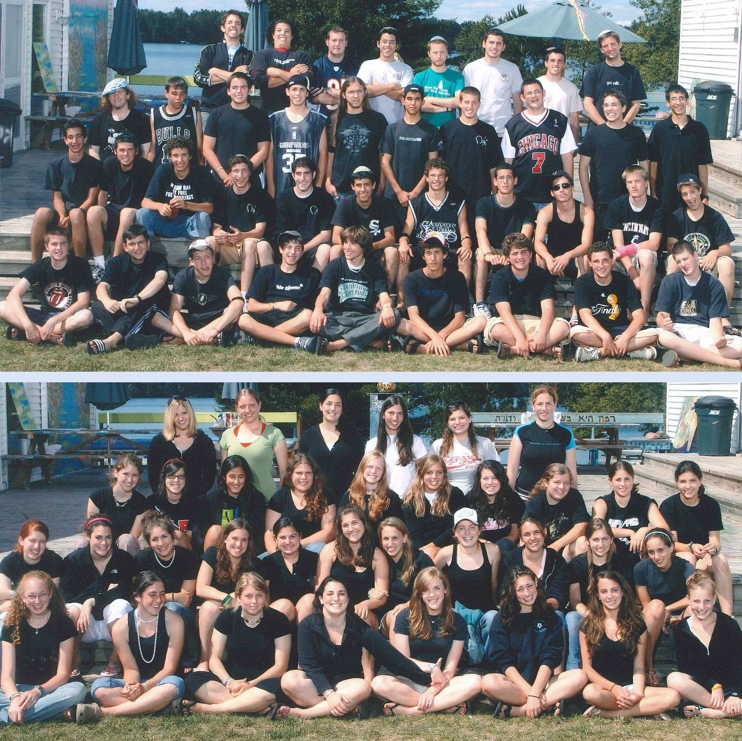 Nivonim 2007 13th Reunion -