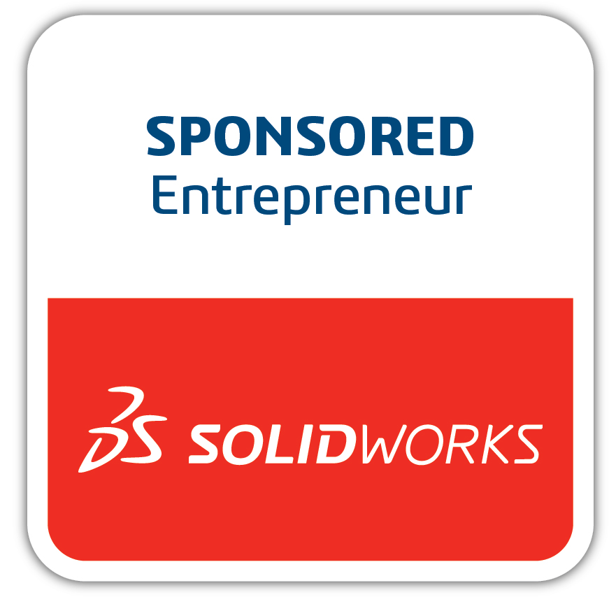 3DS SolidWorks Sponsorship - fadespace is currently sponsored by Dassault Systemes SolidWorks, a program which we are honored to have been selected for.