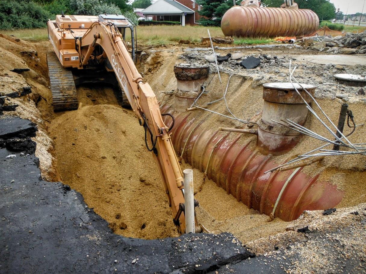 UST Excavation