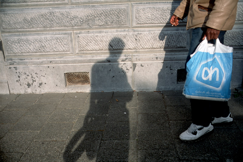 A shadow of my self ( Flickr ) | Leica M6TTL Agfa Precisa 100