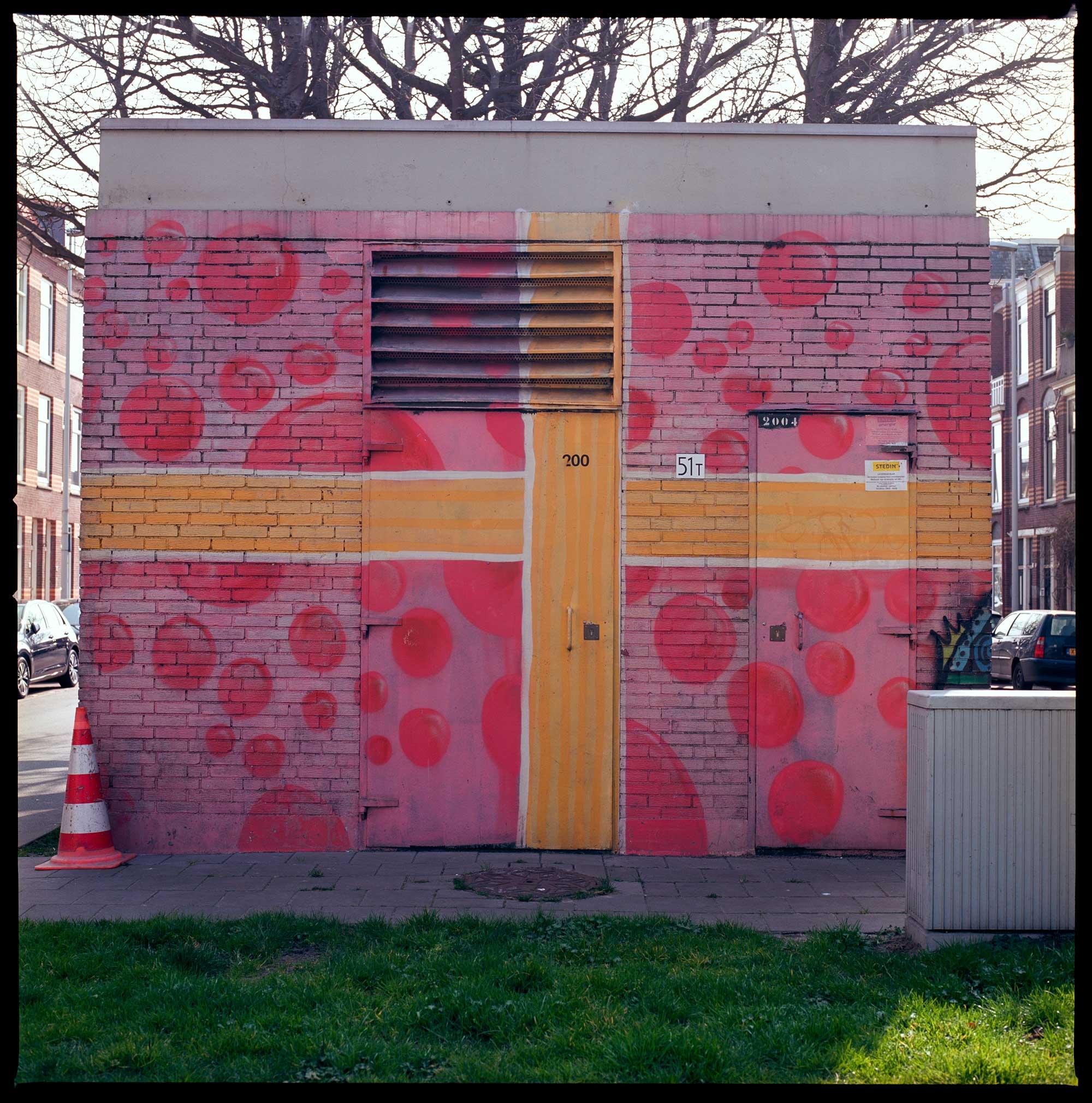 Wall Art The Hague