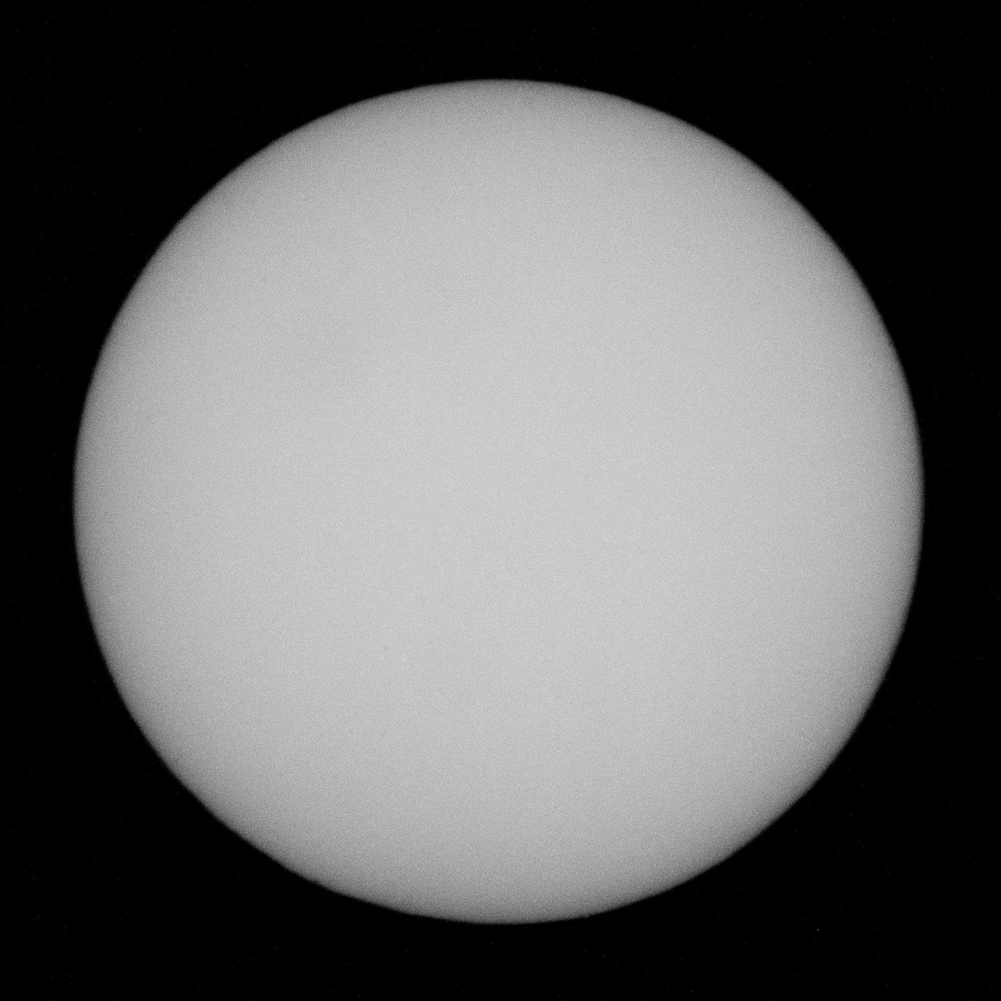 A Spotless Sun (Hasselblad Flextight X1)   Flickr