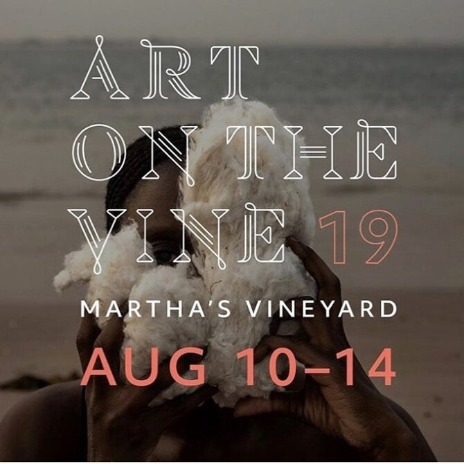 ART ON THE VINE -