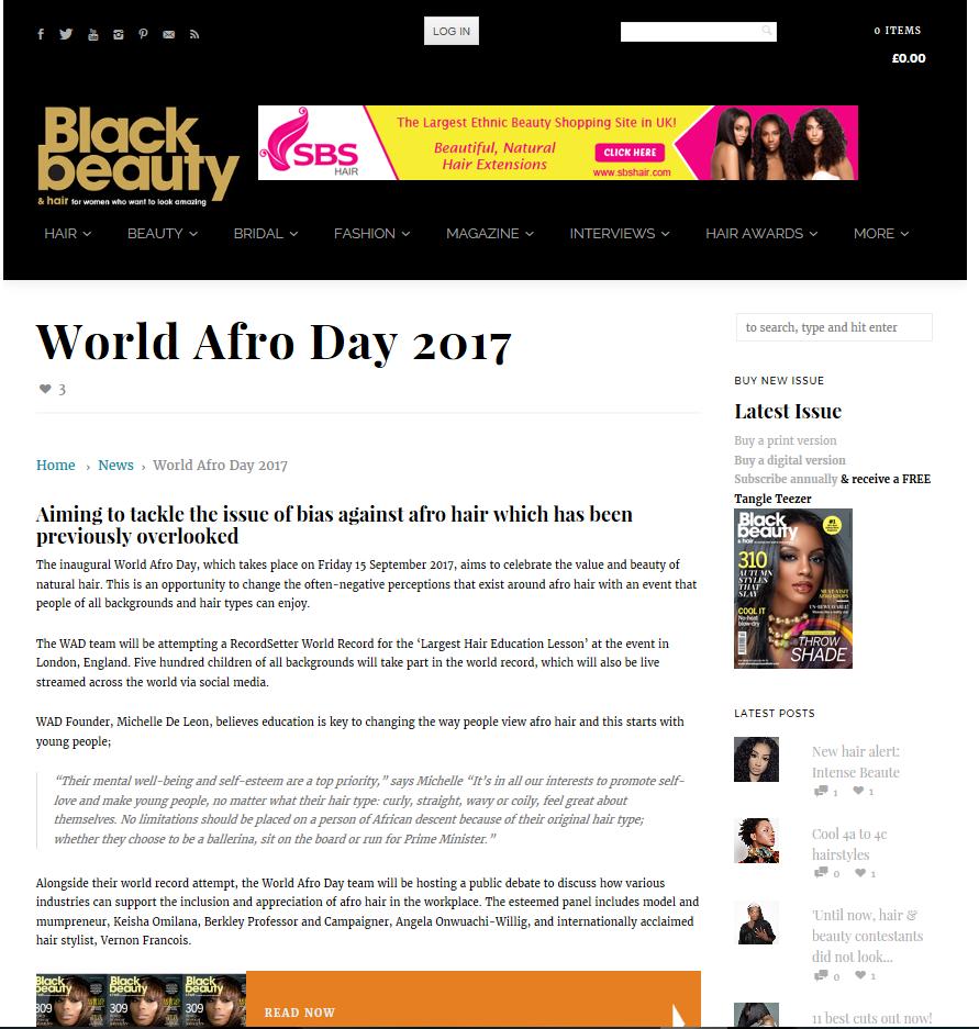 Black Beauty -