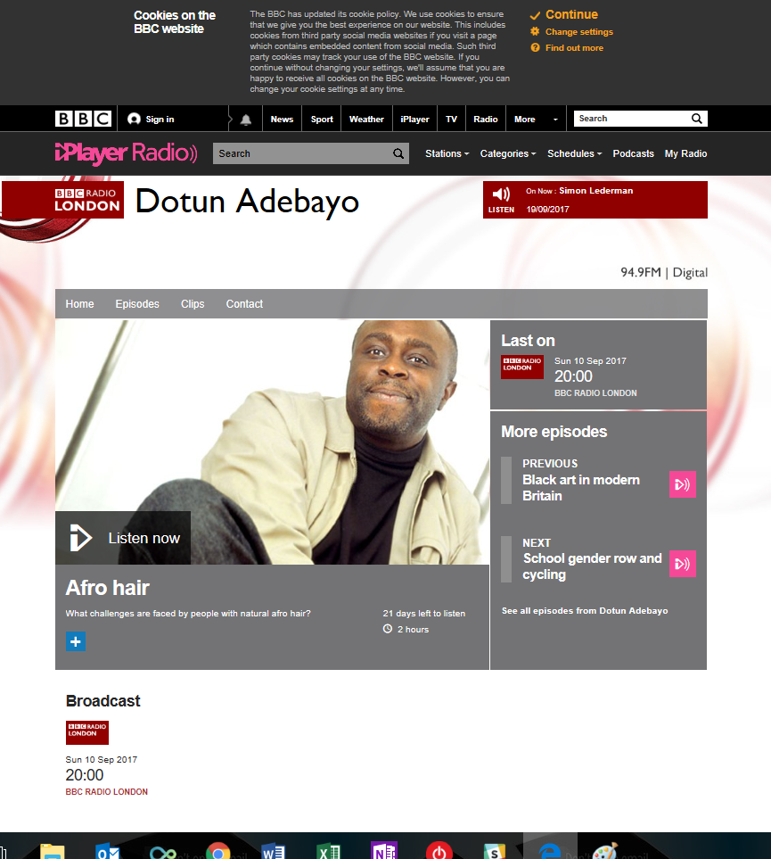 BBC Radio -