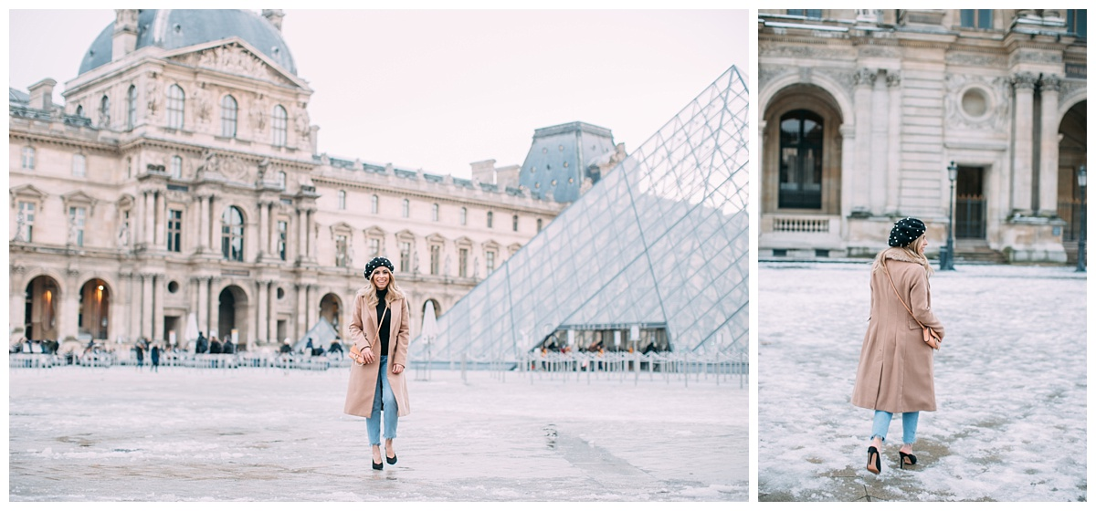 The Louvre- I cant even begin to describe how beautiful this place is. You will see more photos of inside below.