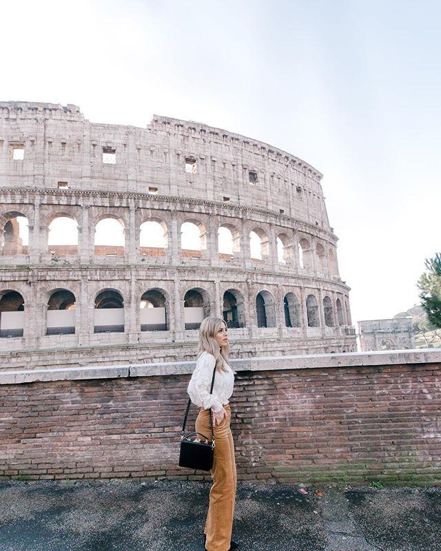 When in rome 🇮🇹