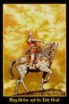 Le Roi ARTHUR PENDRAGON