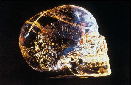 Crâne de cristal