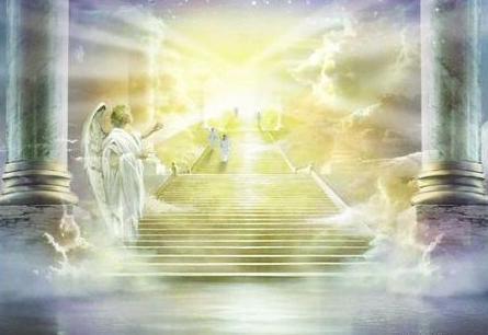Ascension des Etres de Lumière