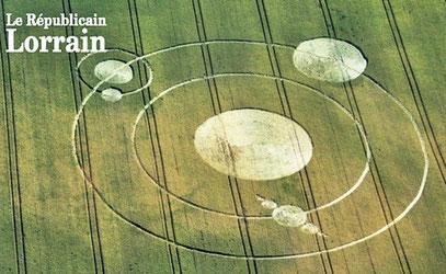crop circle france  juin 2017 virginie lascension