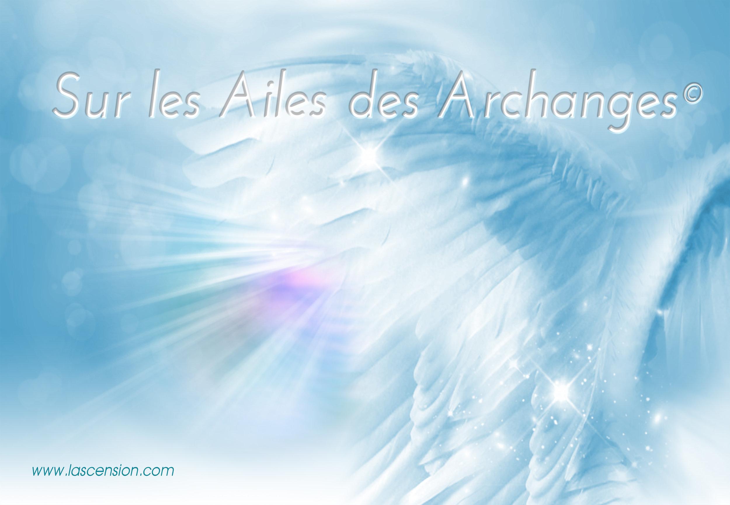 sur les ailes des archanges e-learning virginie lascension