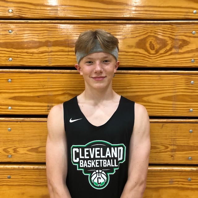 Tommy Hurley - Incoming Sophomore   Jersey    #12