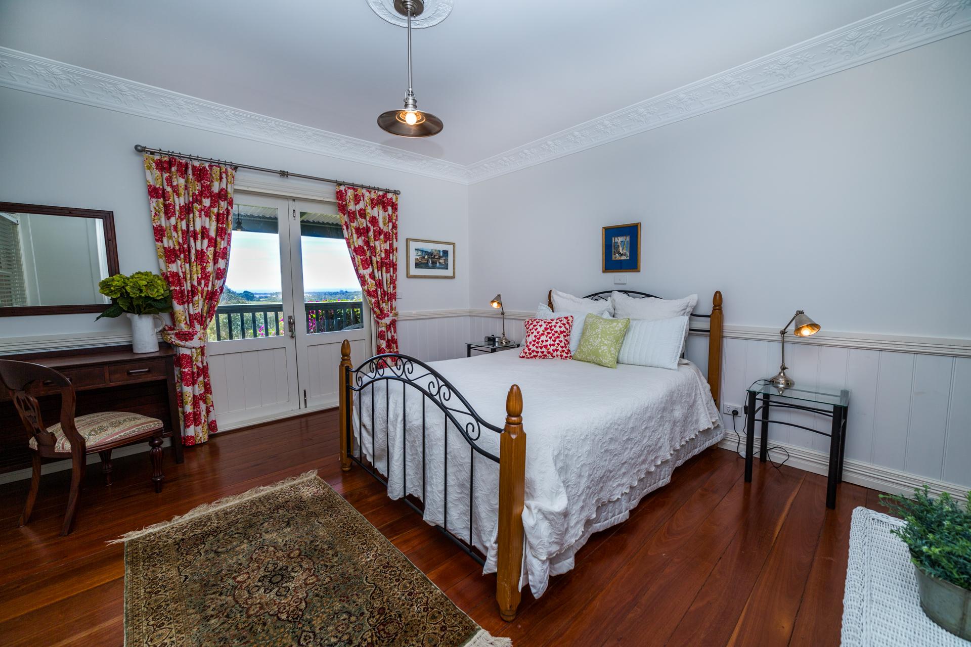 The queen size Barranguba room