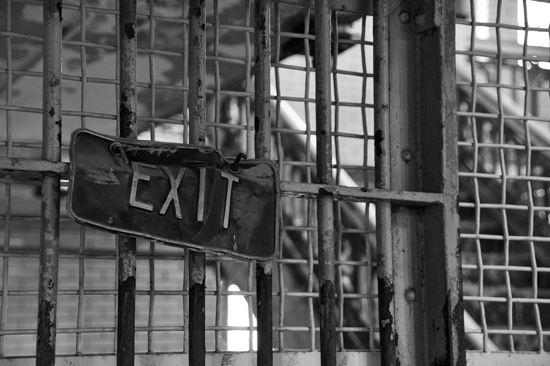 """""""no exit"""""""