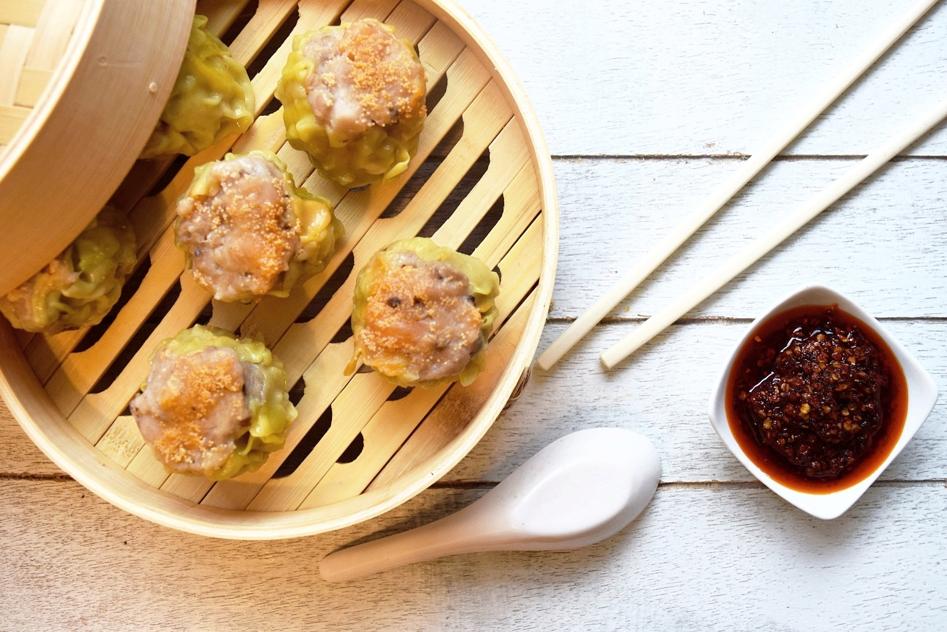 Steamed Shumai with