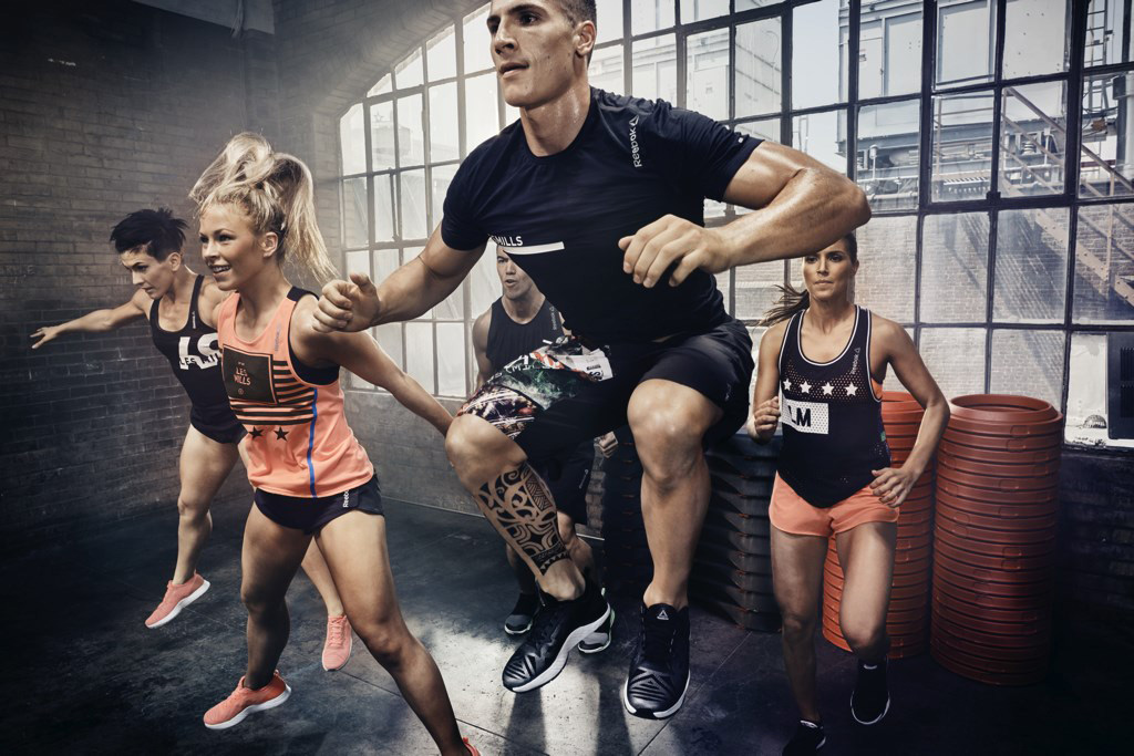 We offer a range of LesMills group fitness classes    View more