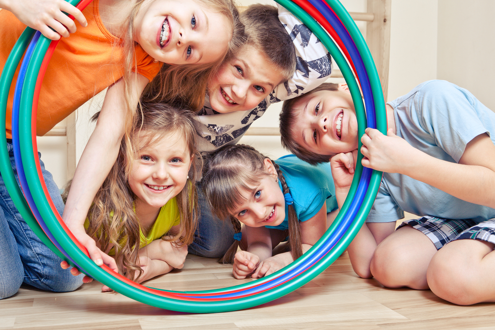 Fitness classes for the little ones    view classes