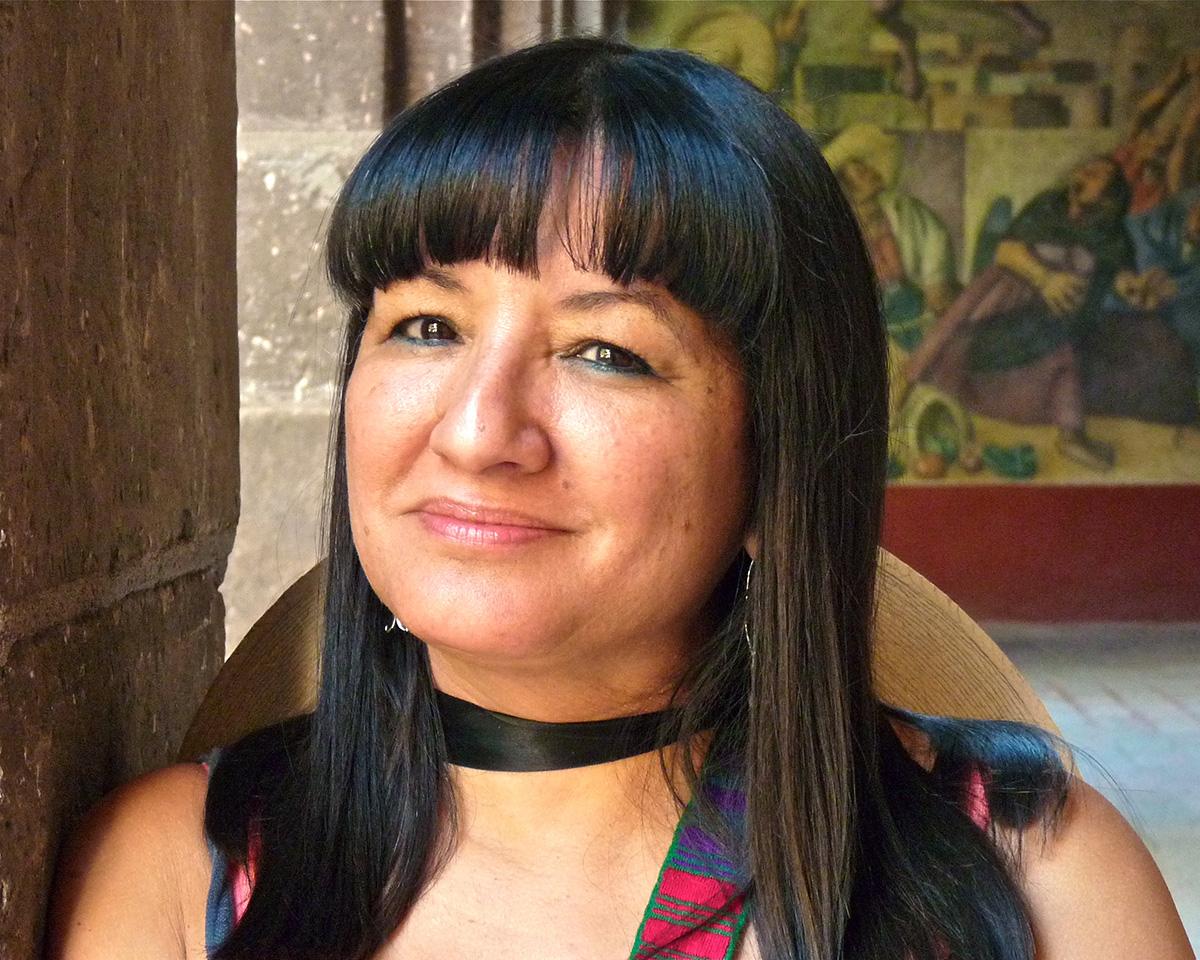 Sandra Cisneros , author and activist