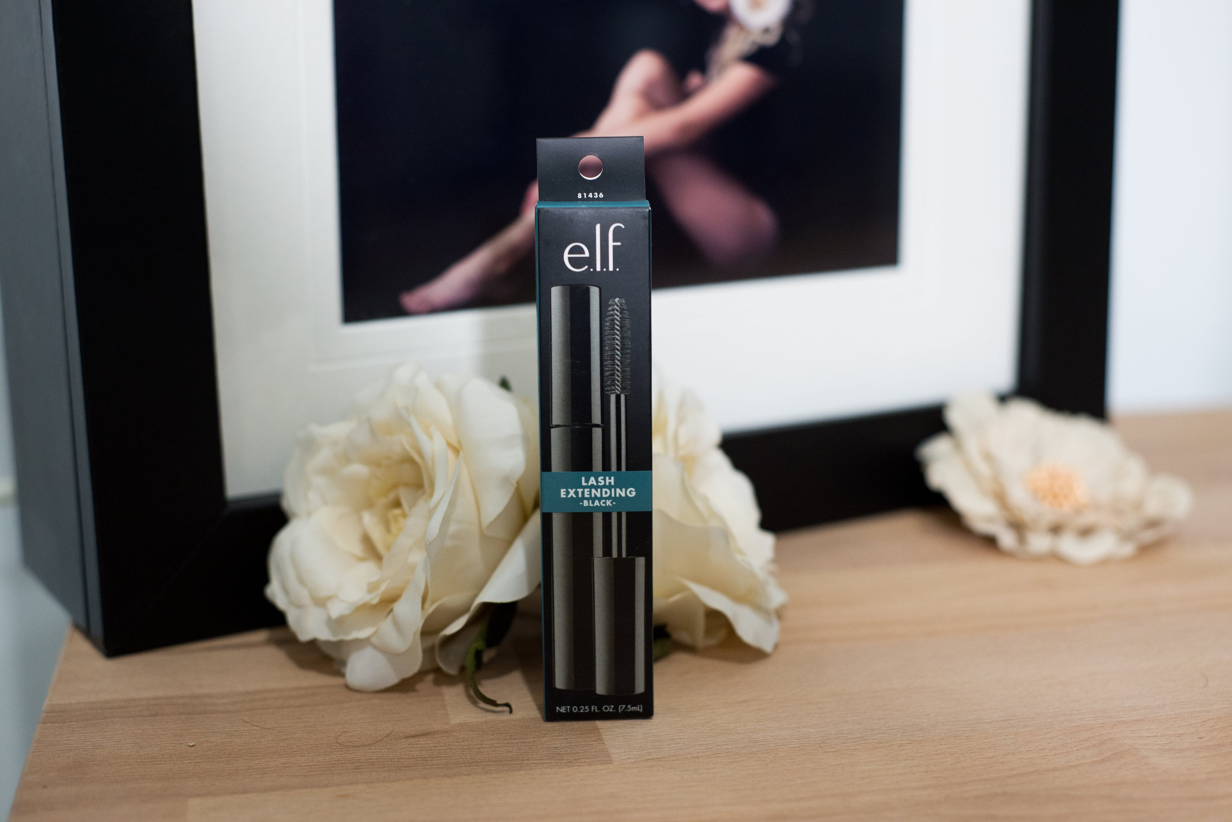 Mascara - Brand: e.l.f. - Lash Extending - Color: Black