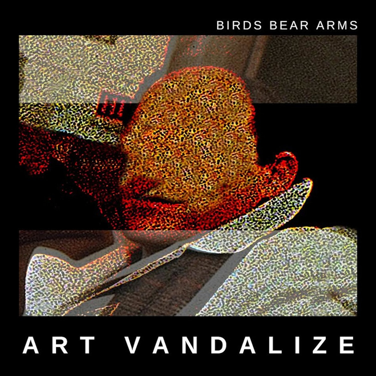14.  Birds Bear Arms  - Art Vandalize (Edmonton)