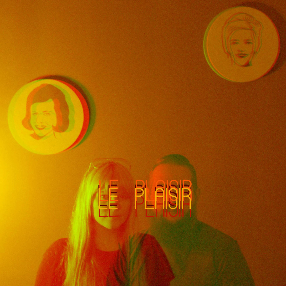 7.  Le Plaisir  - Self Titled (Edmonton)
