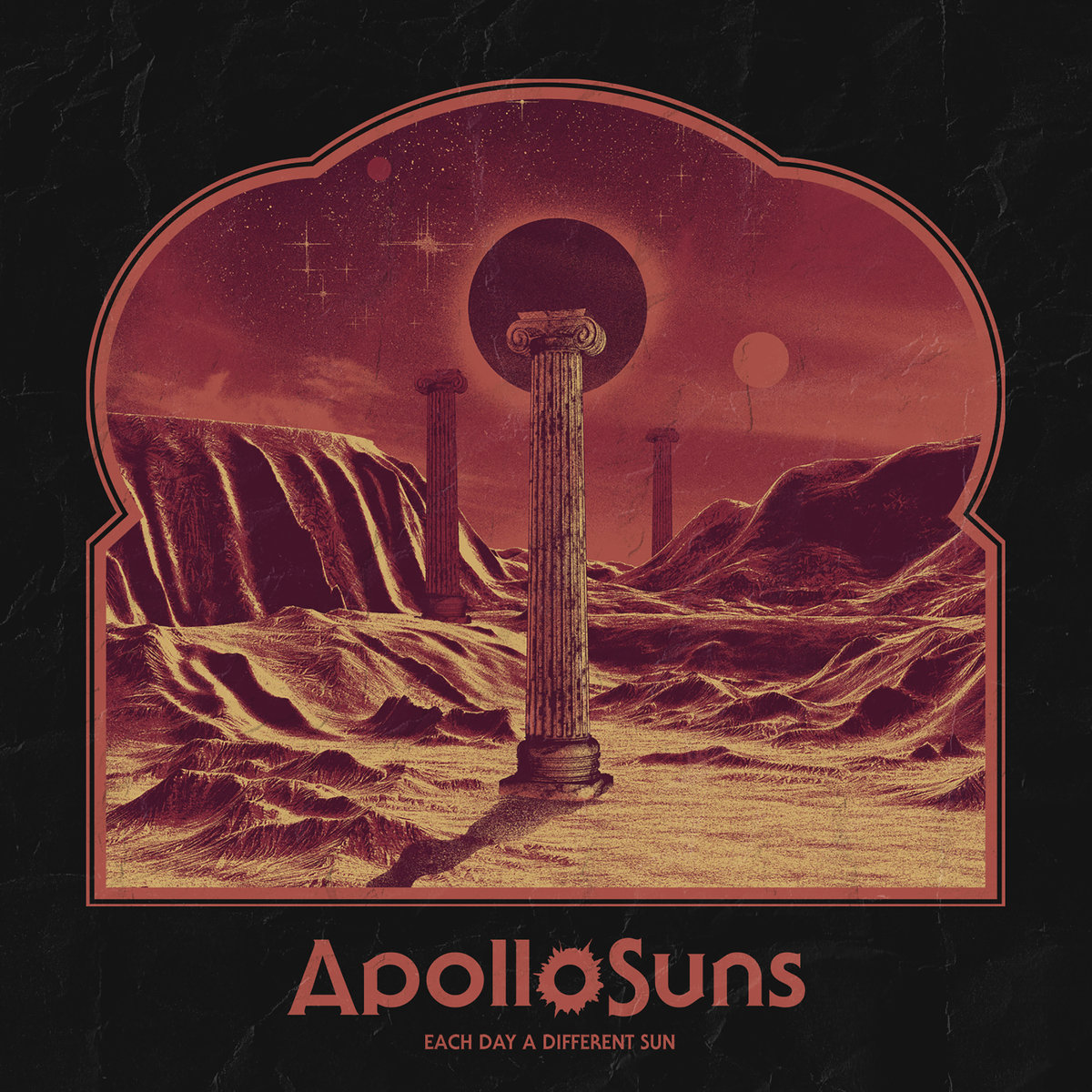 4.  Apollo Suns  - Each Day A Different Sun (Winnipeg)