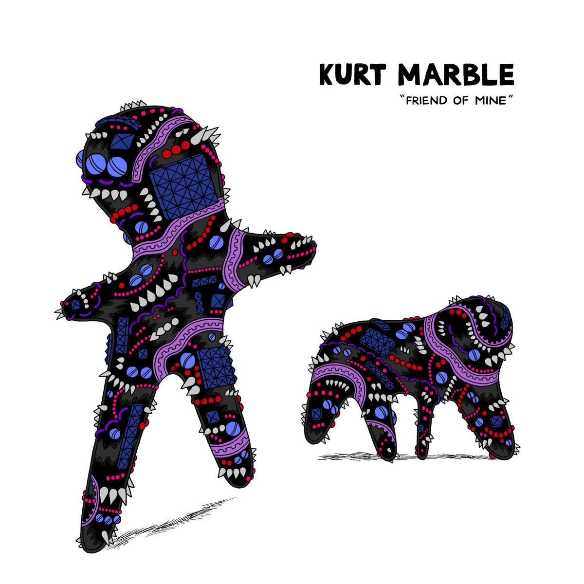 16.  Kurt Marble  - Friend Of Mine (Toronto)