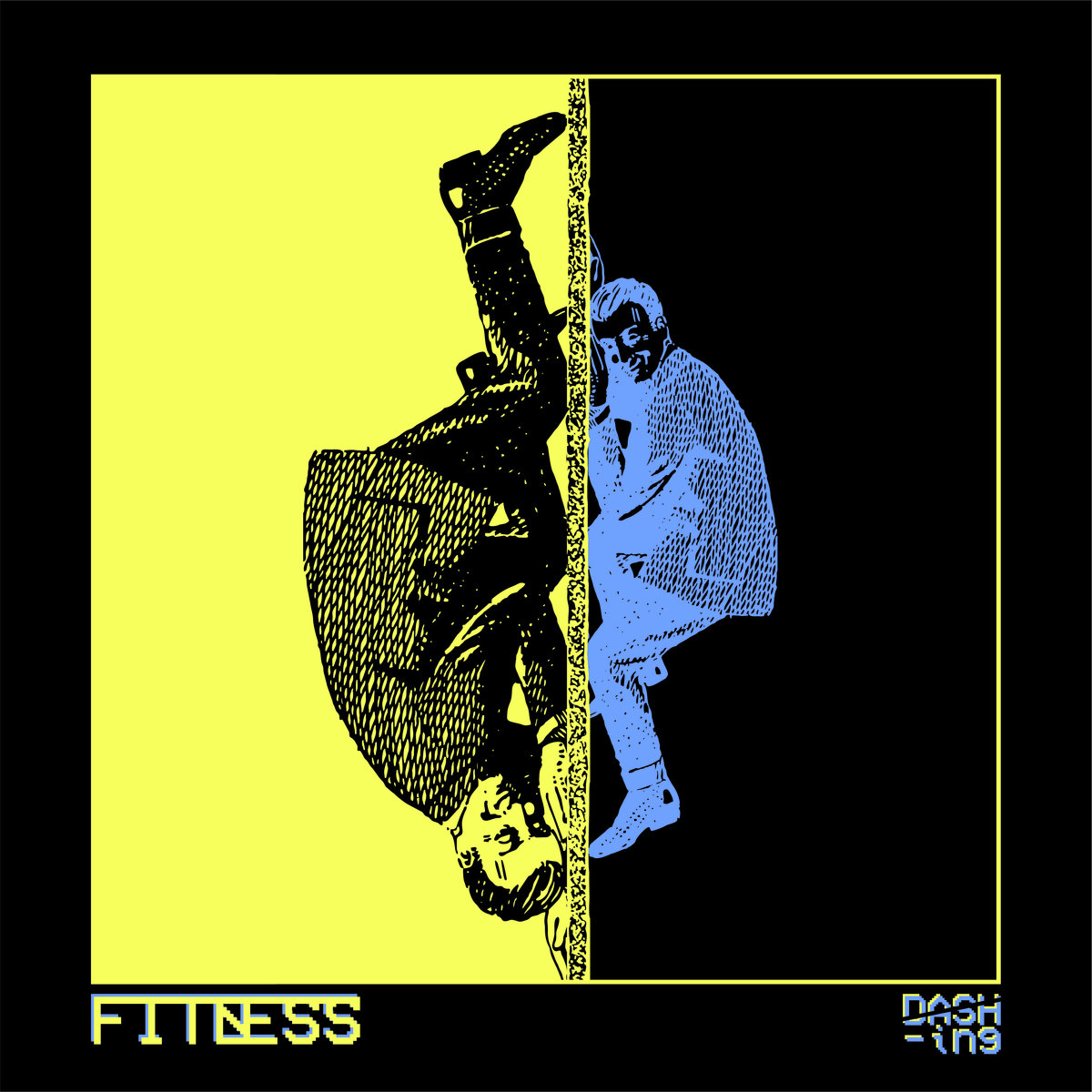Fitness - Dashing  Artwork by Helth