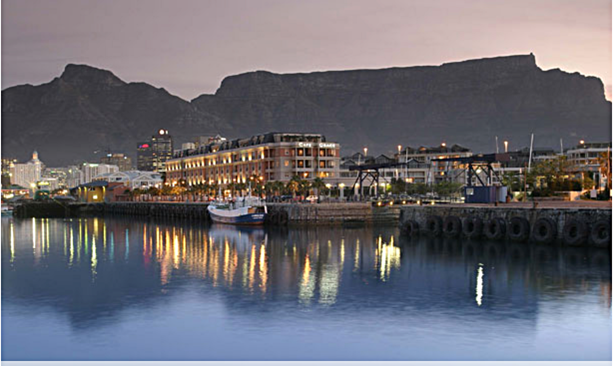 CAPE GRACE HOTEL    Cape Town, South Africa - Charming, welcoming and iconic.(photo courtesy of Cape Grace)