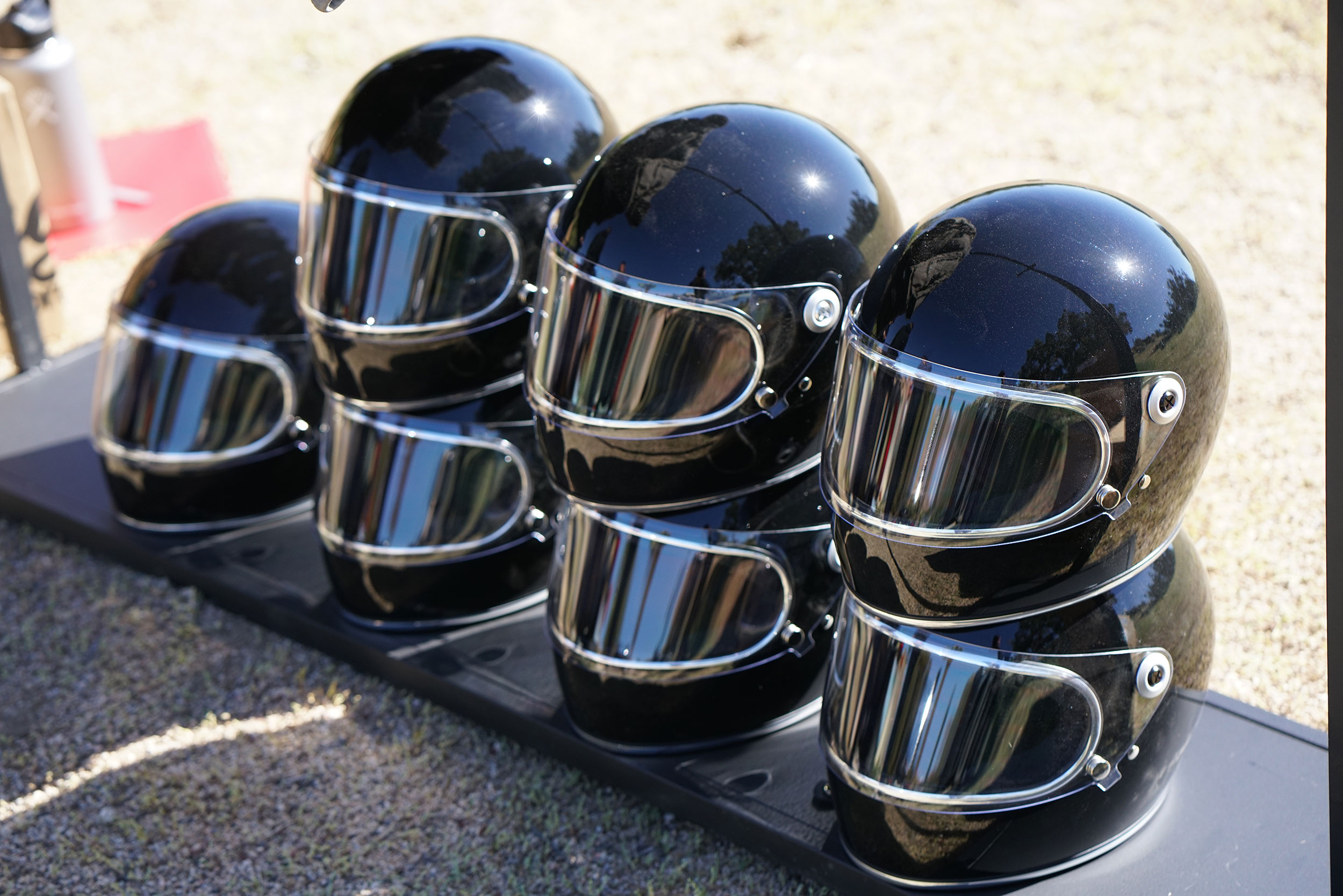 Special thanks to  Biltwell  for keeping our riders ready with the new  Gringo S .