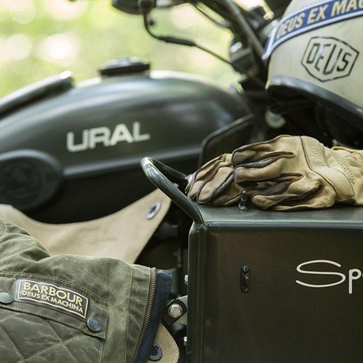 Ural Gear-Up Sportsman