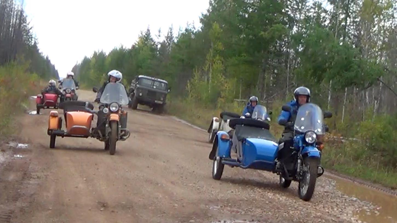 Ural + MTB Adventure