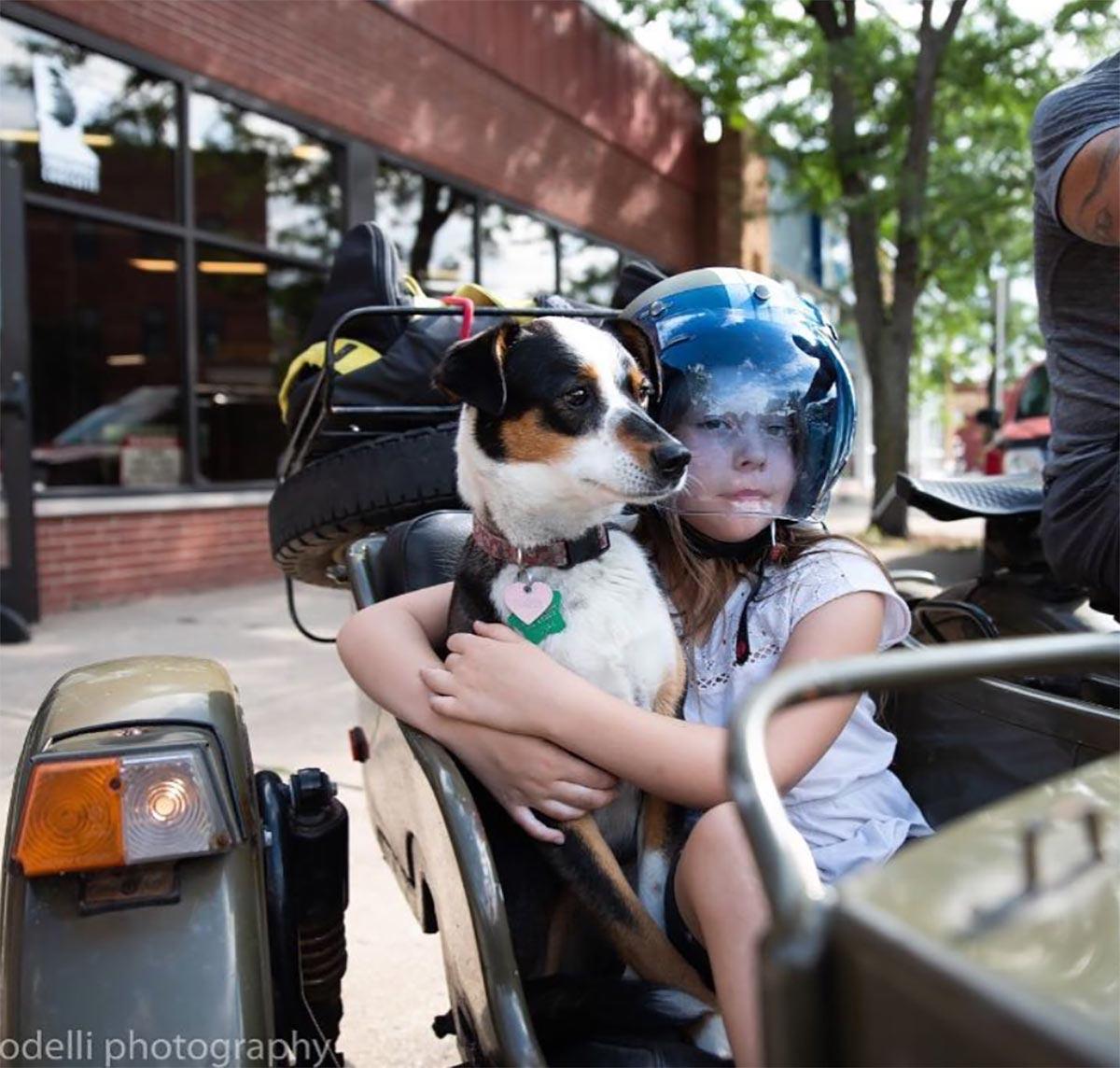Kids Love Sidecars