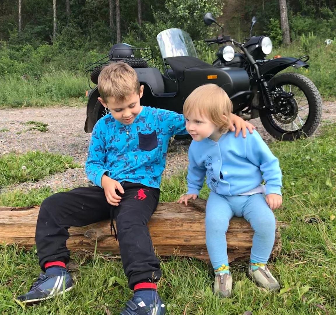 Kids Love Urals