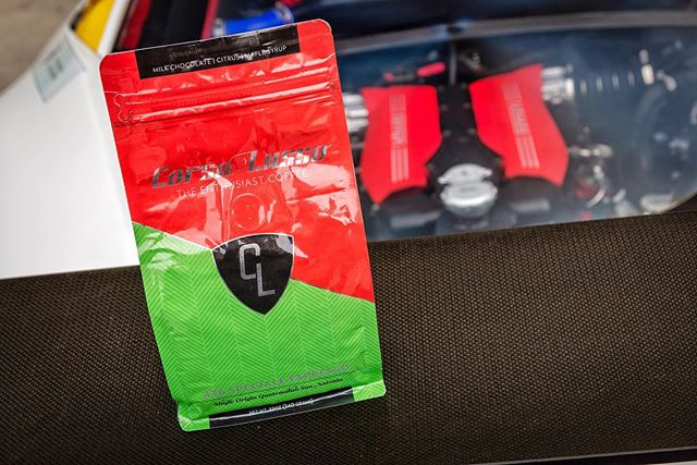 "436 Speciale Espresso - High octane fuel for your body. Not recommended for race cars. *** SAVE 25% THIS WEEKEND WITH PROMO CODE USA"" 🇺🇸 **** . . . #cars #coffee #carsandcoffee #ferrari #ferrarichallenge #espresso"