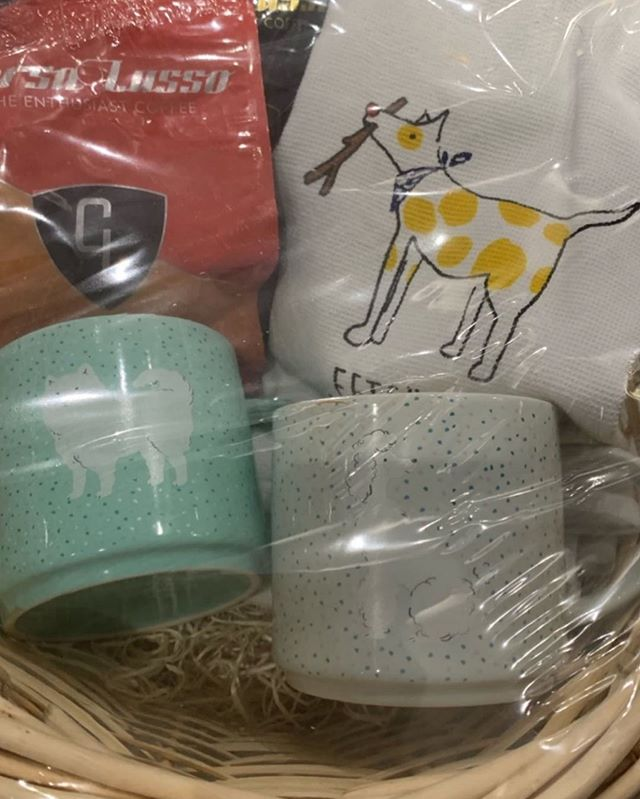 We love cars.  We love coffee.  We also love animals, which is why we were proud to offer an animal inspired coffee gift set for the @animalnetworkrescue fundraiser tonight to help their mission of helping our four legged friends!  If you're an animal lover, please consider donating to their organization!