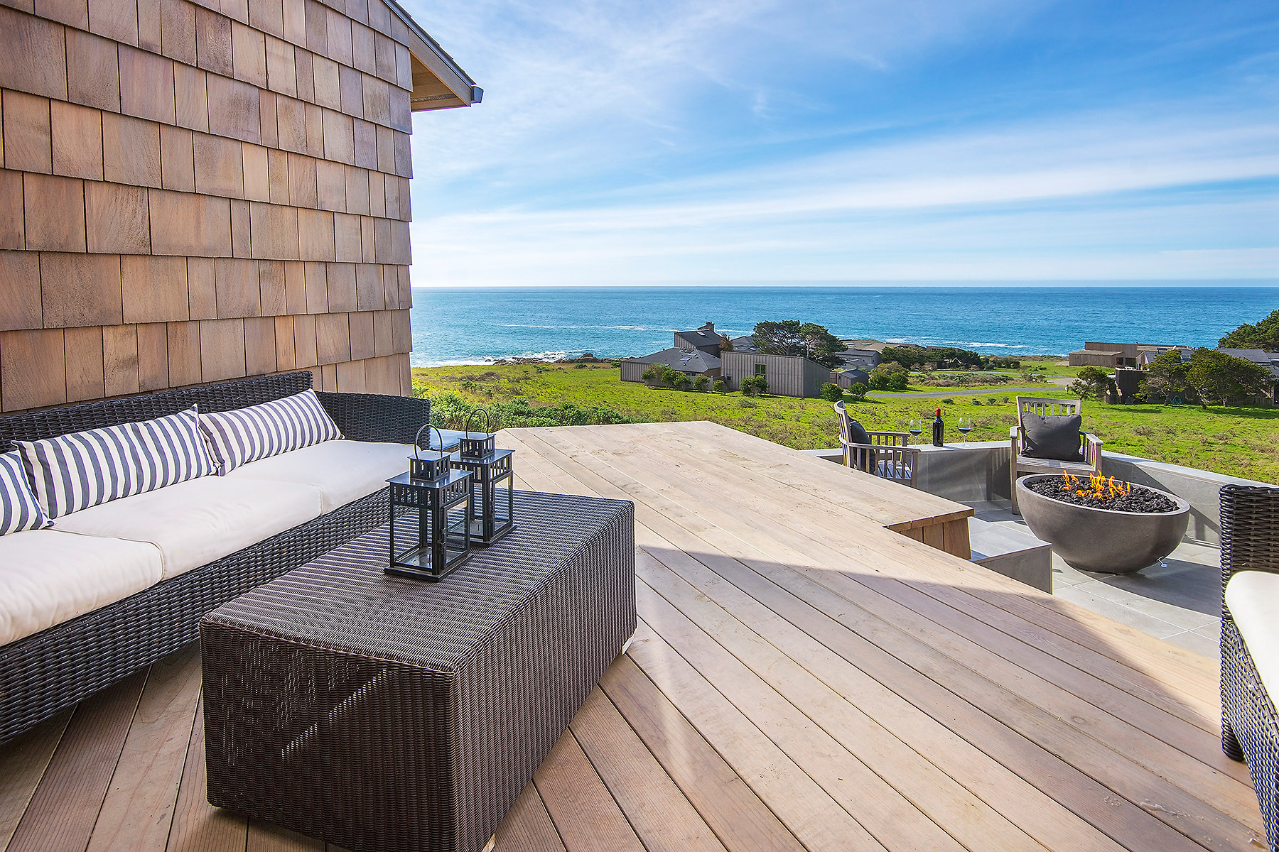 Oceanview Deck