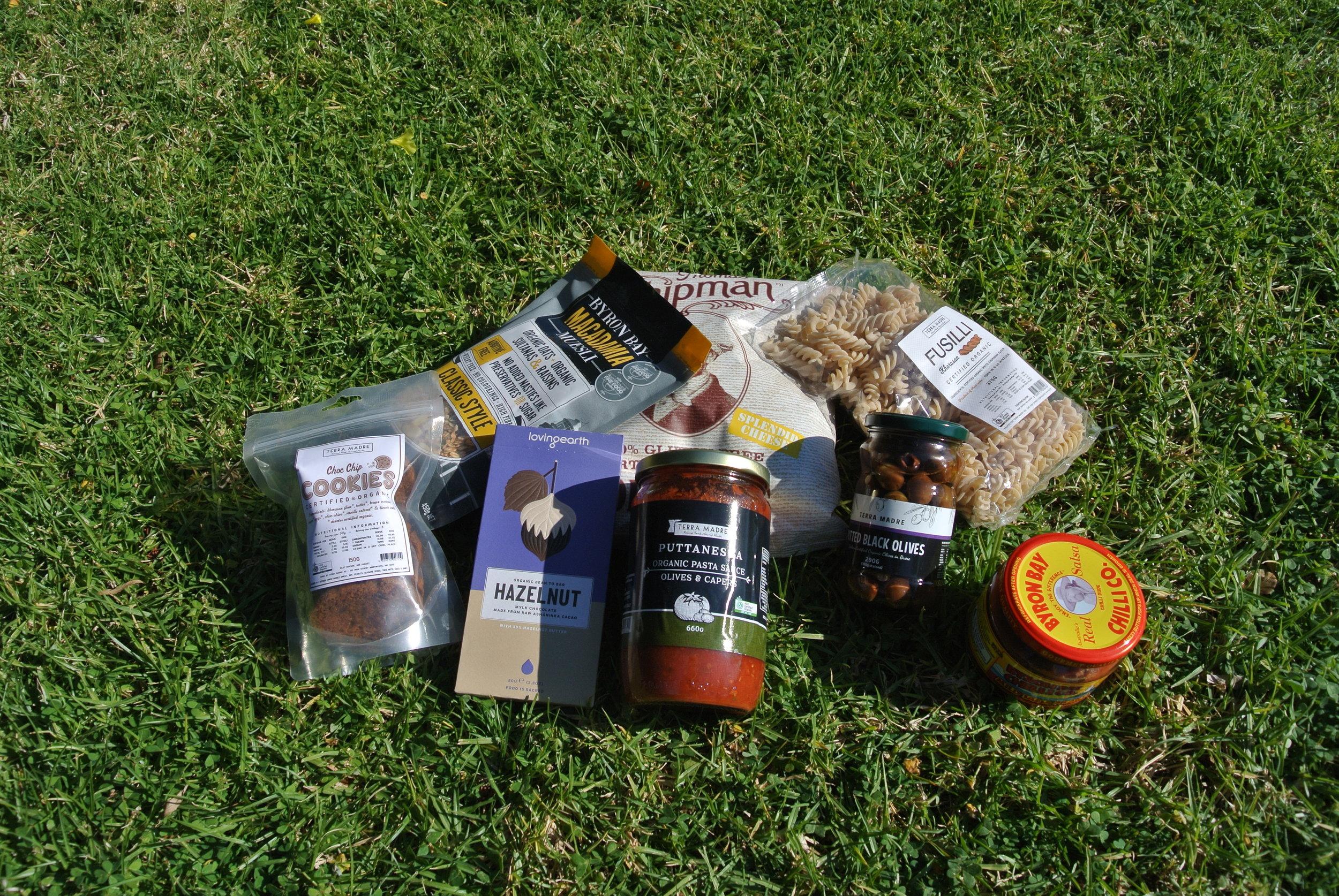 Organic Survival Hamper by Terra Madre
