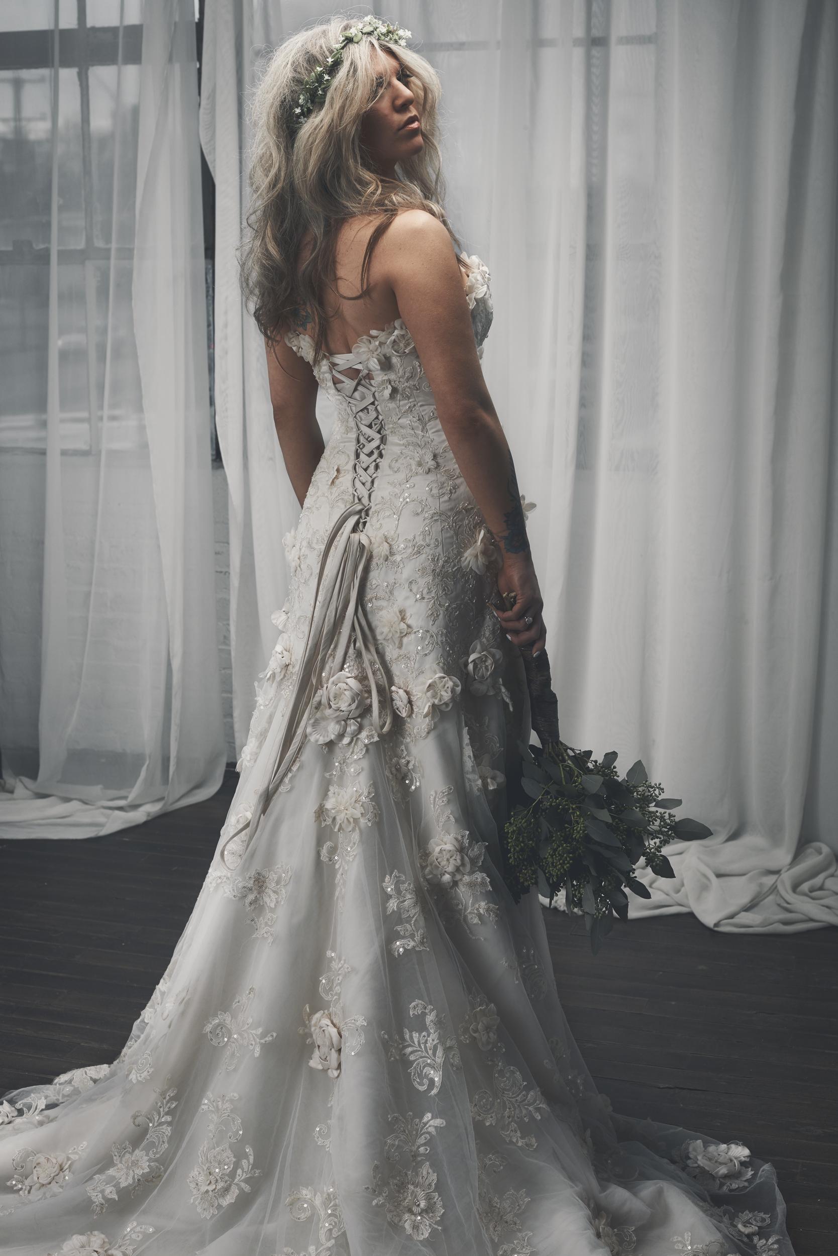 New England Luxury Bride Fashion