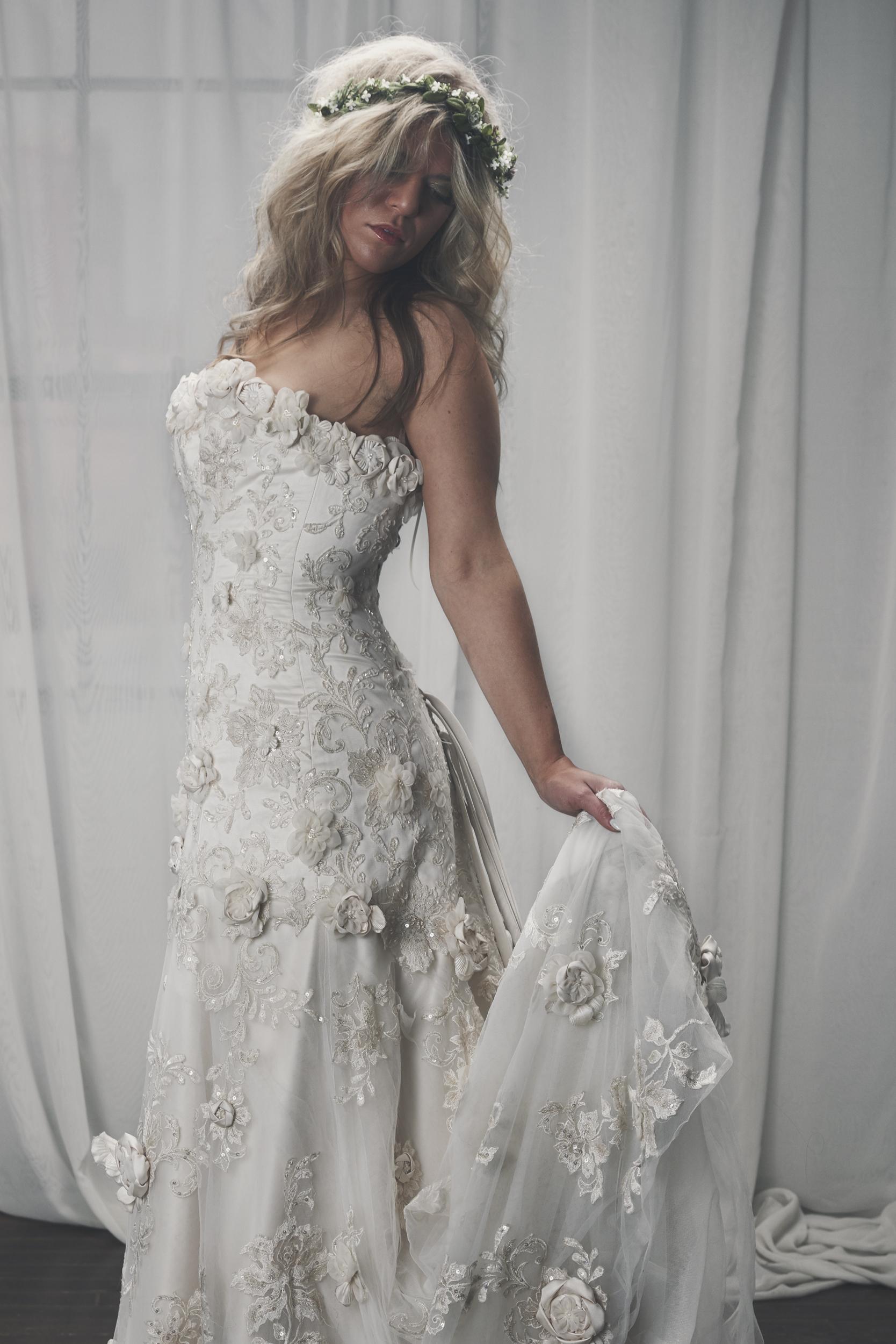 Bridal Portrait Session New Hampshire
