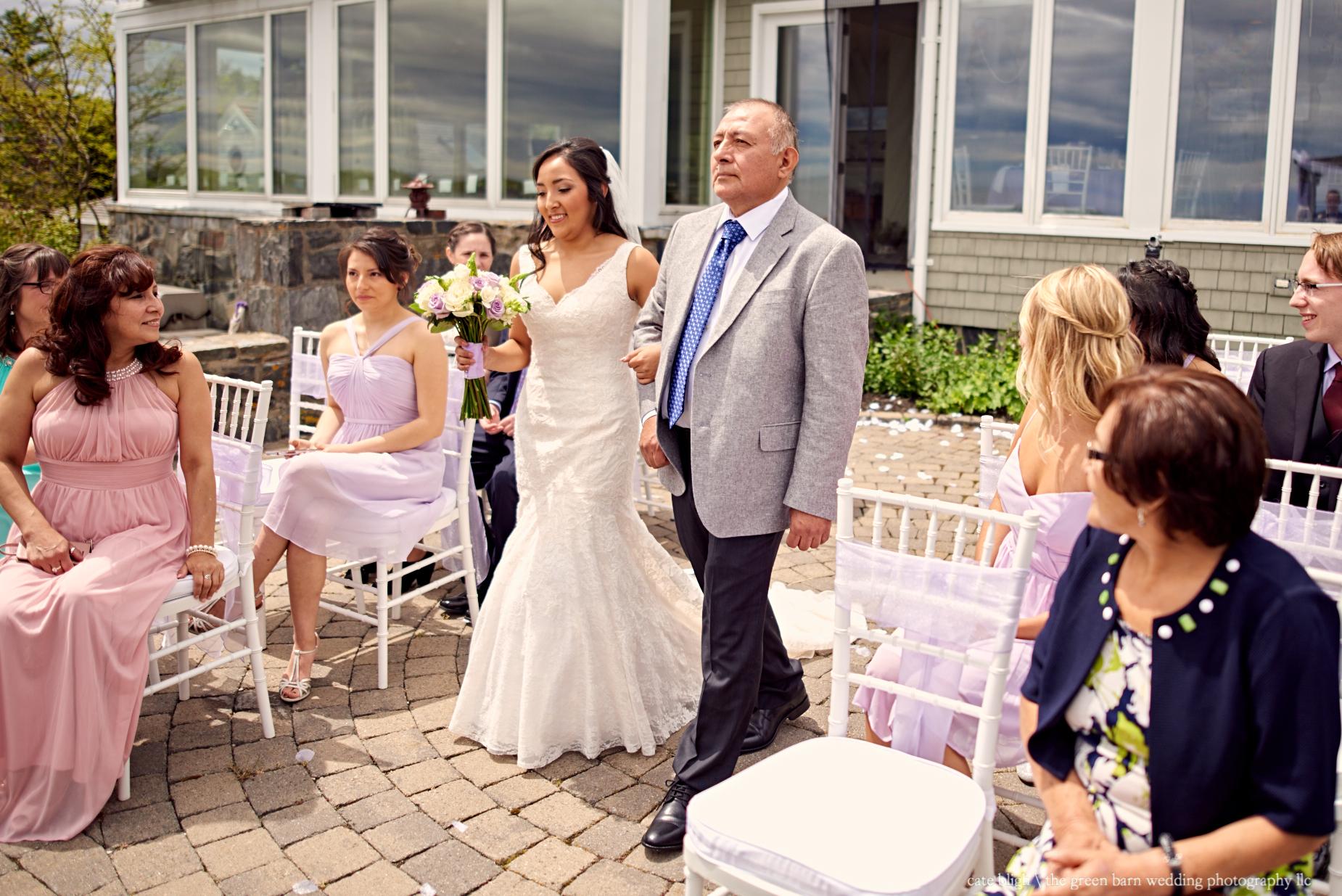 Wedding photography on the Maine coast near Portland