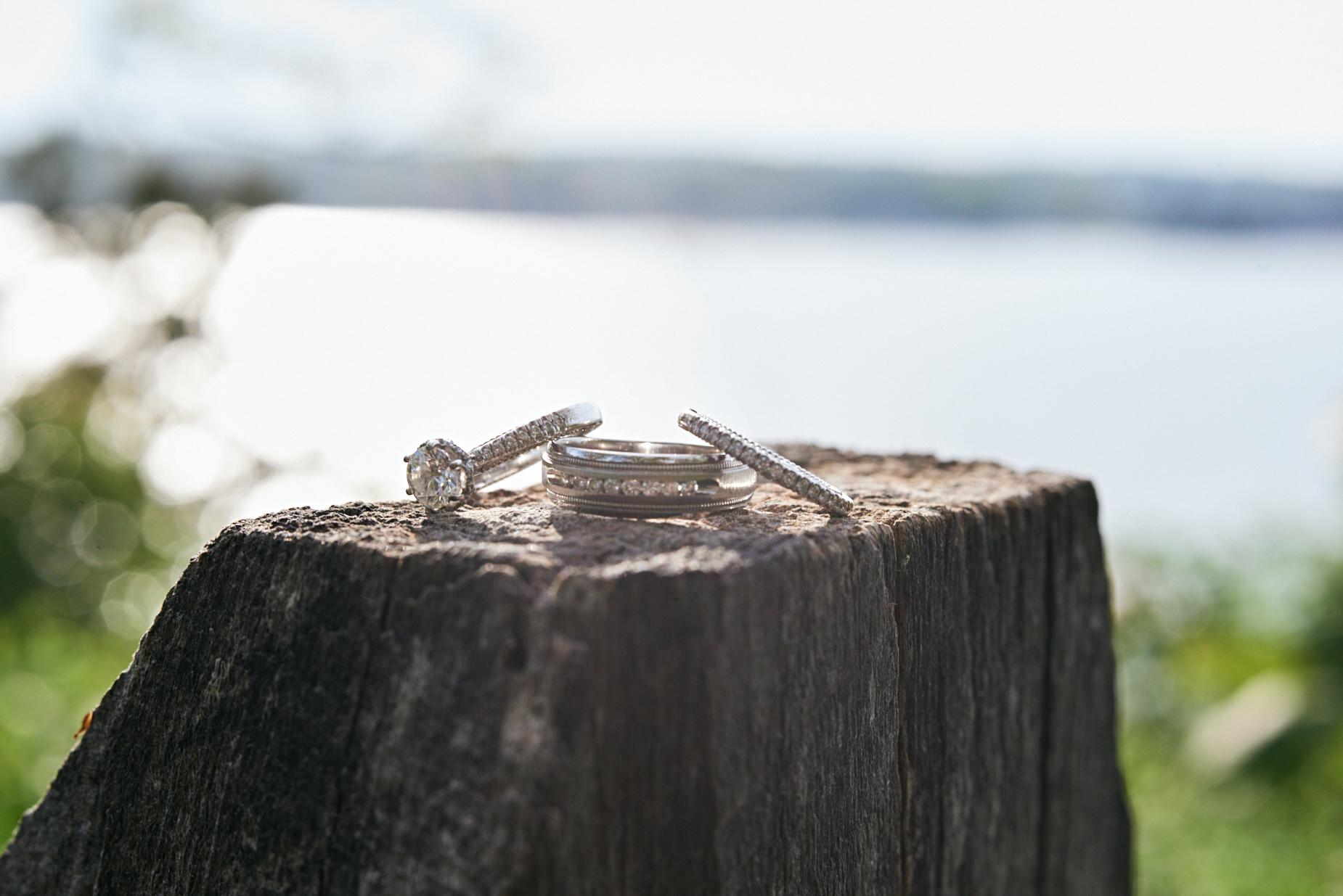 WEDDING PHOTOGRAPHY / Martha's Vineyard Dream Destination Wedding at Sailing Camp Park in Oak Bluffs, MA