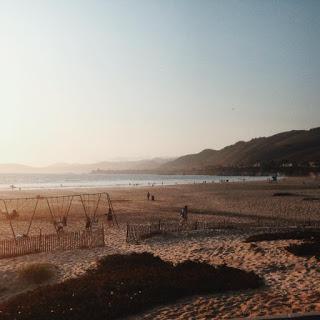 Pismo Beach Evenings