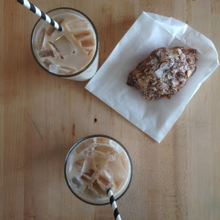 Breakfast at Scout Coffee Co. in SLO