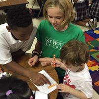 Mentoring our Little Buddies -