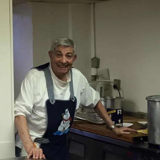 Monsignor's Pasta Lunch -