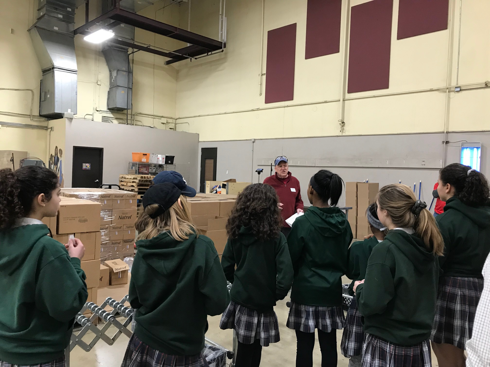 ST. Louis Area Food Bank 2/22