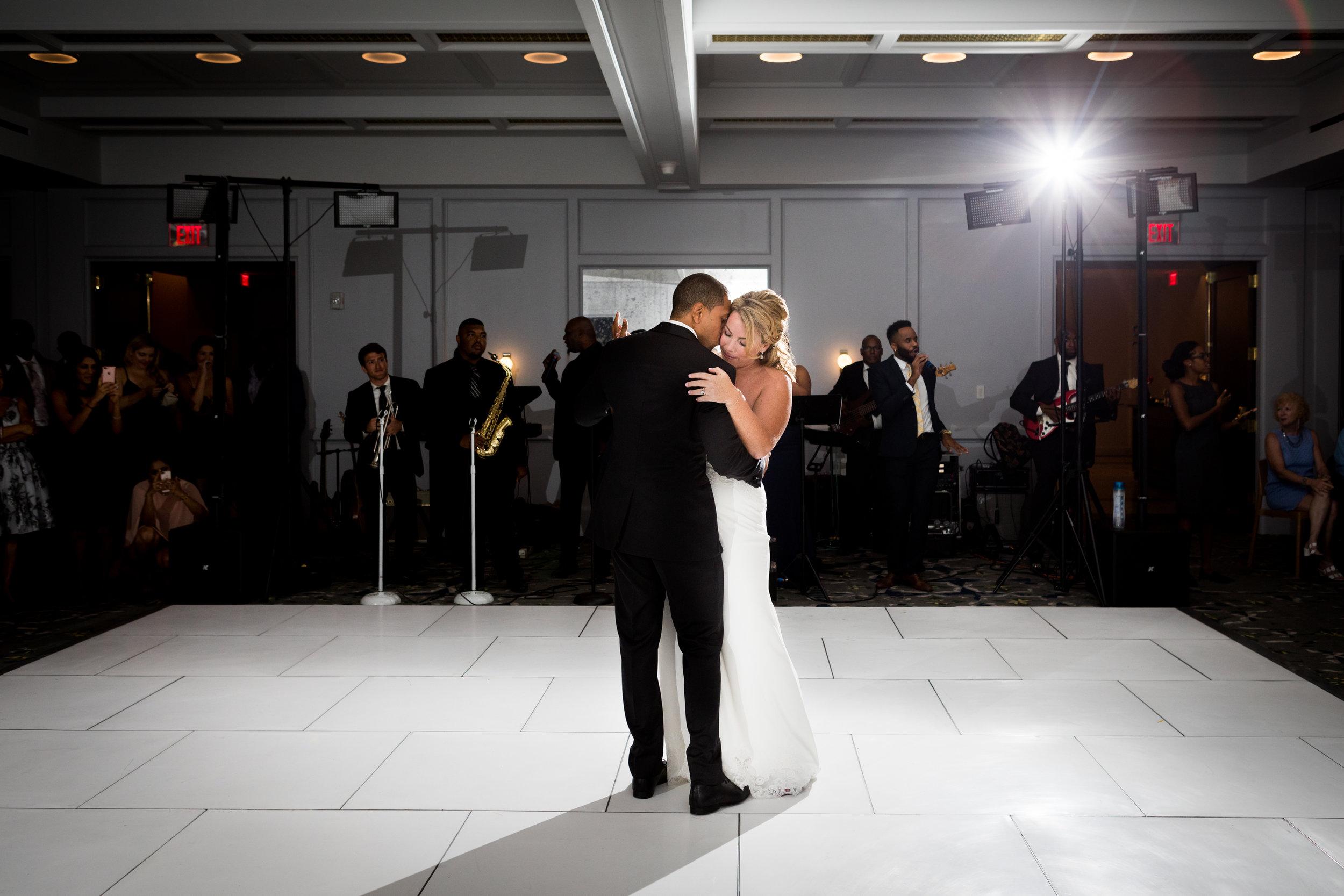 The Line Hotel DC Wedding