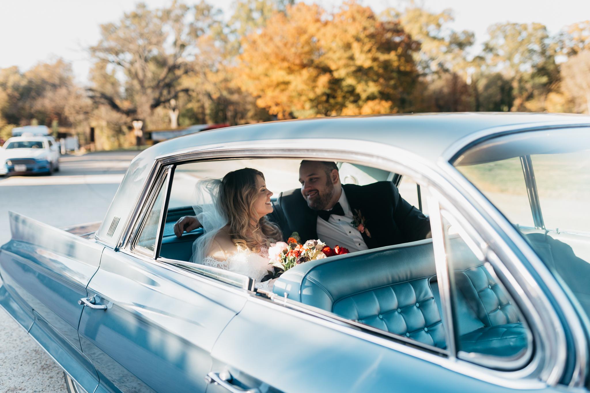 wedding Cadillac
